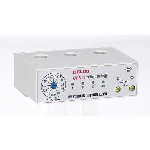 德力西電氣CDS11系列電動機保護器