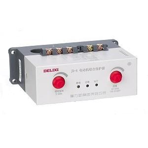 德力西電氣JD-6 系列電動機綜合保護器