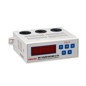 德力西電氣CDS10智能型電動機保護器