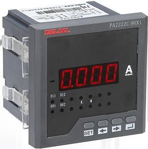 德力西电气P□2222□-96X1 型安装式电测量仪表