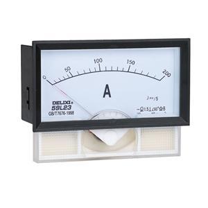 德力西电气59C23/59L23 型固定式直接作用测量仪表