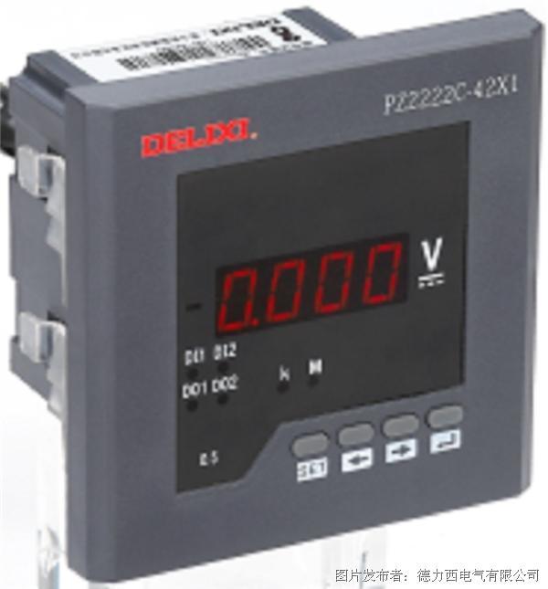 德力西电气P□2222□-42X1 型安装式电测量仪表