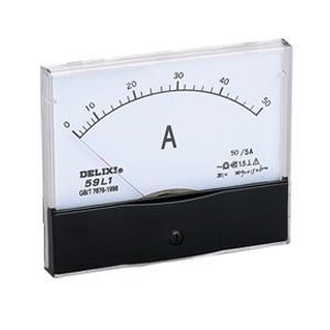 德力西电气59C2/59L1 型固定式直接作用电测量仪表