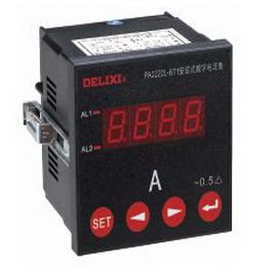 德力西电气P□2222L-6□1 安装式可编程电测量仪表