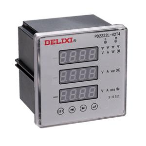 德力西电气PD2222L-42□□ 安装式数字电测量仪表