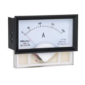 德力西电气44C17/44L17 型固定式直接作用电测量仪表
