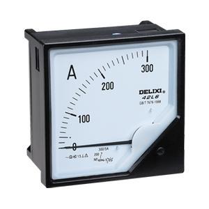 德力西电气42C3/42L6 型固定式直接作用电测量仪表