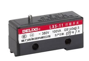 德力西电气LX5系列行程开关