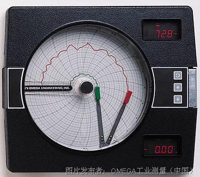 欧米茄CT7000圆形图表记录仪