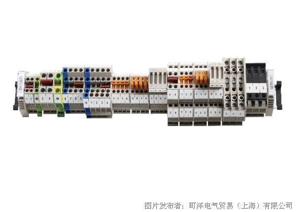 町洋电气 DKN 通用紧凑型接线端子