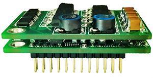 MOTEC 定制驱动器系列之直流伺服6