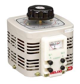 德力西电气TDGC/TDGC2系列单相接触调压器