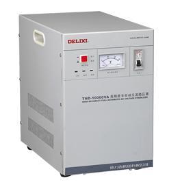德力西电气TND系列单相高精度全自动交流稳压器