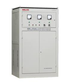 德力西電氣DBW系列單相大功率補償式電力穩壓器