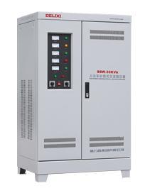 德力西電氣SBW系列三相大功率補償式電力穩壓器