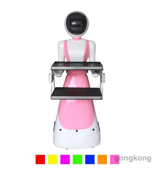 洼赛送餐机器人