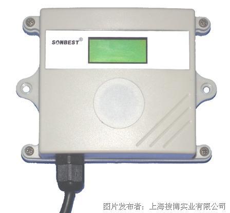 搜博SD2170B RS485显示型二氧化碳传感器