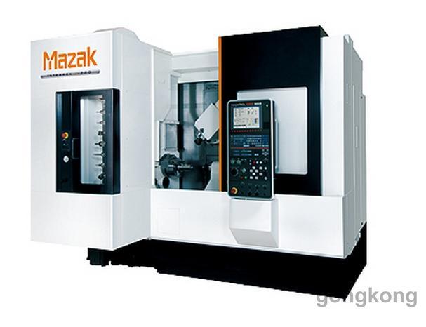 日本MAZAK车铣复合加工机J-200
