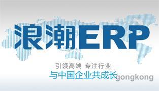 浪潮ERP企業管理軟件