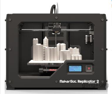 MakerBot Replicator 2 R2 桌面3D打印机