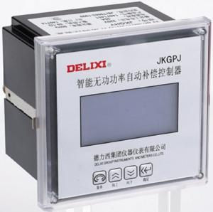德力西电气JKGPJ 型智能低压无功补偿控制器