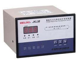 德力西电气JKL3B 系列智能无功功率自动补偿控制器