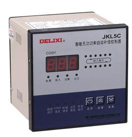 德力西电气JKL5C 系列智能无功功率自动补偿控制器