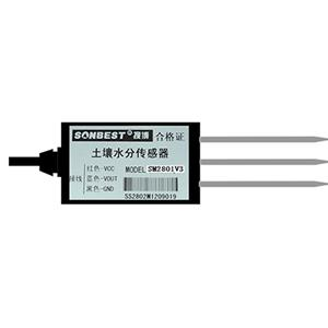 搜博SM2801V3  0-2V电压型土壤水分传感器