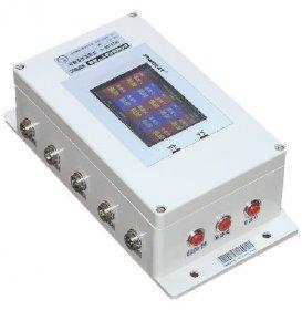 搜博SR2510B-5多通道SHT10温湿度记录仪