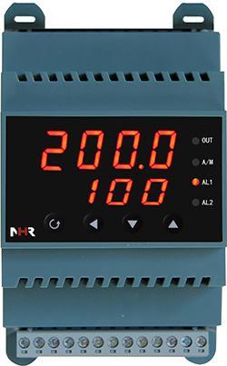 虹润 NHR-DN30/DN40系列导轨式模糊PID温控器、程序温控器