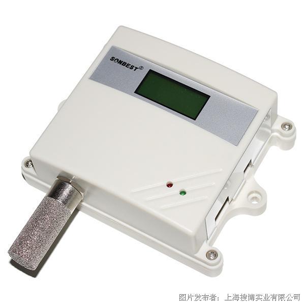 搜博ST2110D网络接口温湿度显示仪