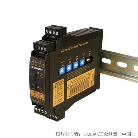欧米茄标准DIN导轨安装 隔离信号调节器