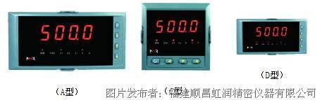 虹润NHR-3200系列交流电压/电流表