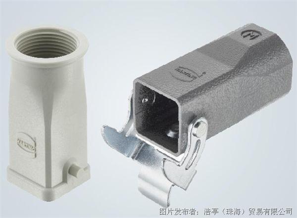 浩亭Han® 3A连接器