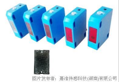 F&C嘉准 单色光源色标传感器