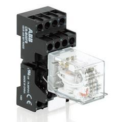 ABB CR-系列中間繼電器