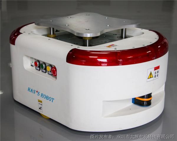 大族電機頂升式AGV