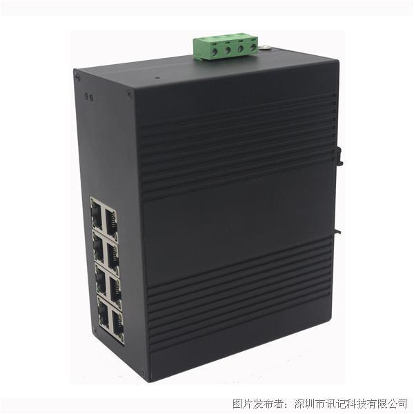 讯记CK1062 非管理型工业以太网交换机