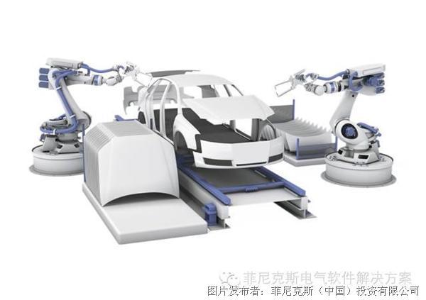 Phoenix Contact Software运动控制和机器人软件开发平台