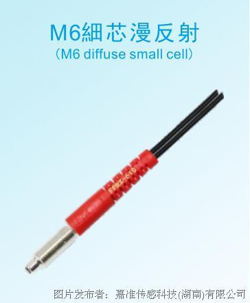 F&C嘉准FFRS-610 M6细芯漫反射光纤