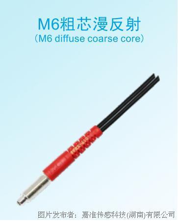 F&C嘉准FFRX-610 M6粗芯漫反射光纤