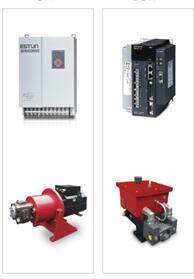 埃斯顿 电液混合伺服泵系统