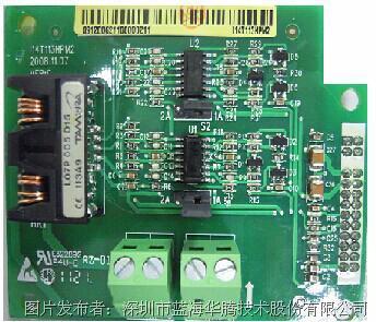 蓝海华腾EX−PM01塑机接口卡