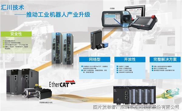 新一代SCARA工业机器人核心部件及解决方案