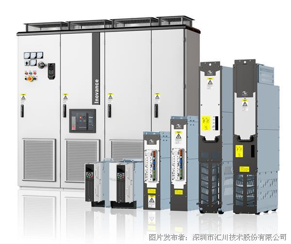 MD880系列高性能多机传动变频器