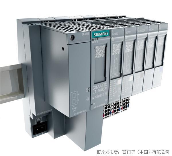 西门子ET200SP motor Starter - 全新一代分布式I/O