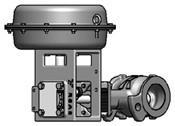 azbil VFR型 偏心旋转阀