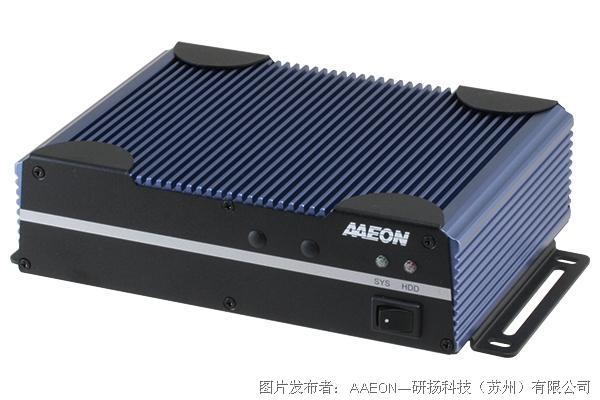 研扬 BOXER-6638U 无风扇嵌入式工控机