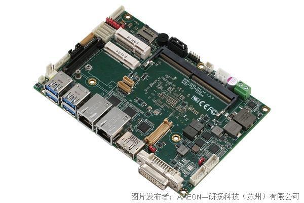研扬科技推  GENE-SKU6 3.5寸嵌入式主板