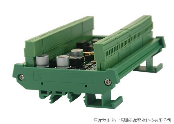 朗锐智建LR001-DI17运动控制卡